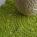Lime Green Mandala | MyCraftyMusings