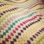 Granny Stripe Blanket | MyCraftyMusings
