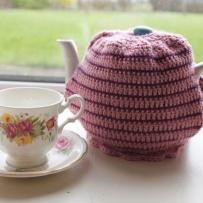 Stripy Tea Cosy | MyCraftyMusings