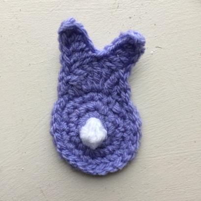 Crochet Easter Bunny | MyCraftyMusings