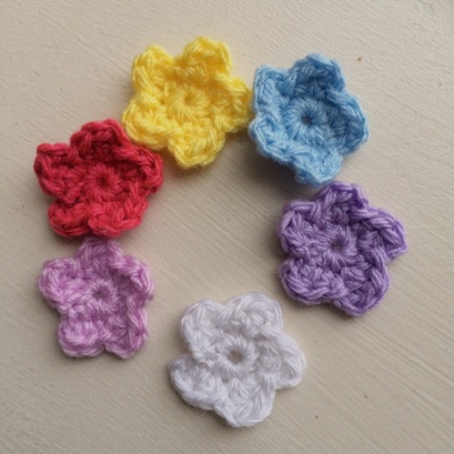 Mini Flowers | MyCraftyMusings