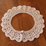 Crochet Peter Pan Collar | MyCraftyMusings