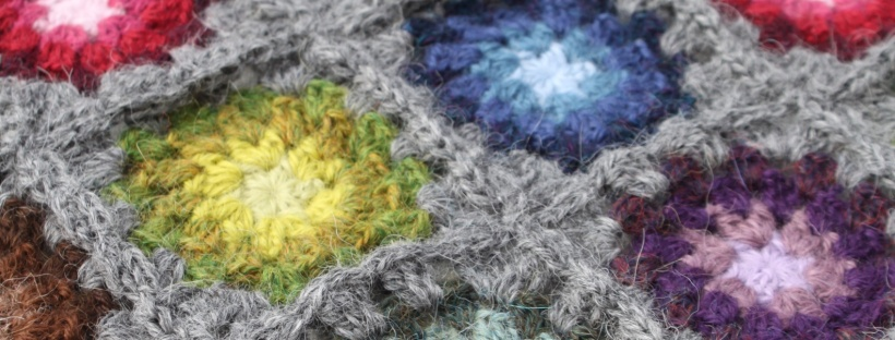 Granny Square Blanket | MyCraftyMusings