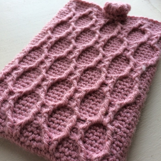 Crochet Kindle Cover | MyCraftyMusings