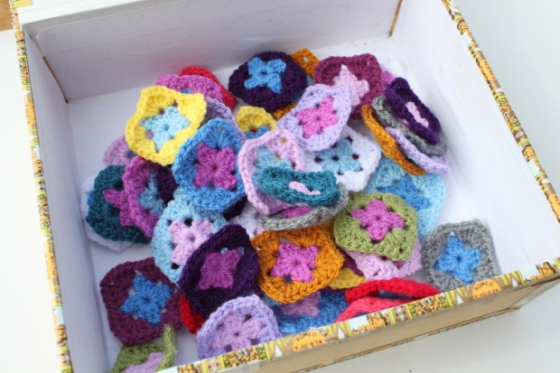 Mini Grannies | MyCraftyMusings