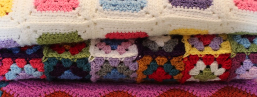 Finished Crochet Baby Blankets | MyCraftyMusings