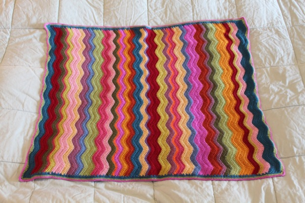 Finished Baby Blankets | MyCraftyMusings