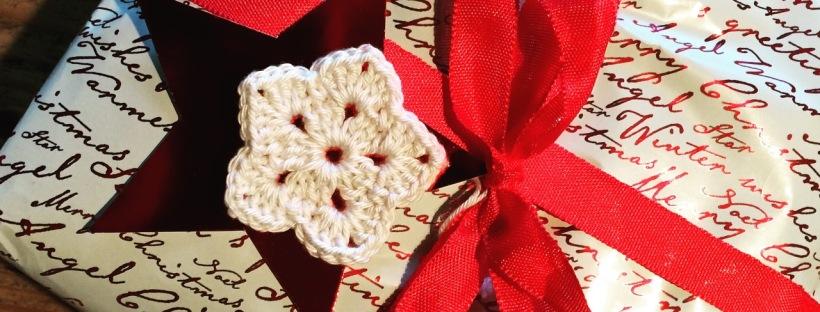 Crochet Gift Tag | MyCraftyMusings