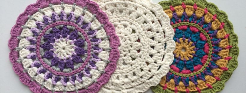 Spring Mandala | MyCraftyMusings