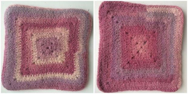 Felted Crochet Potholder | MyCraftyMusings