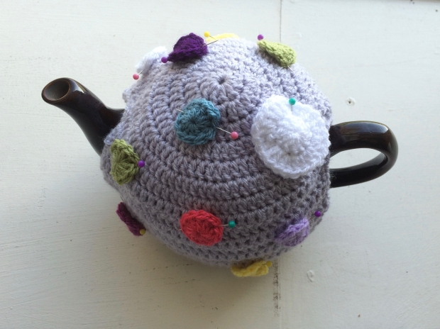 Tea Cosy With Spots | MyCraftyMusings