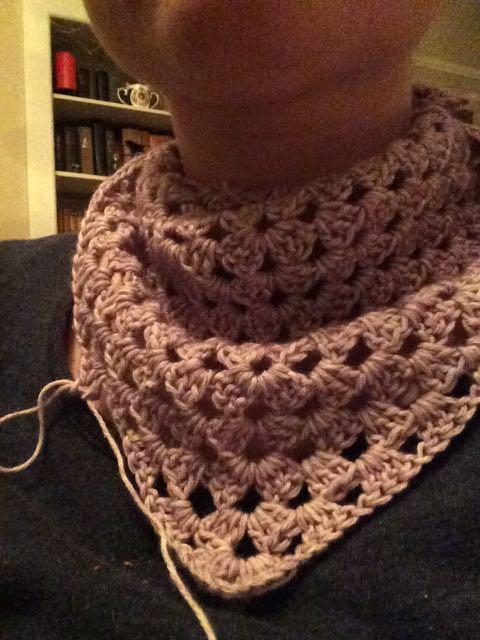 Crochet Shawl | MyCraftyMusings