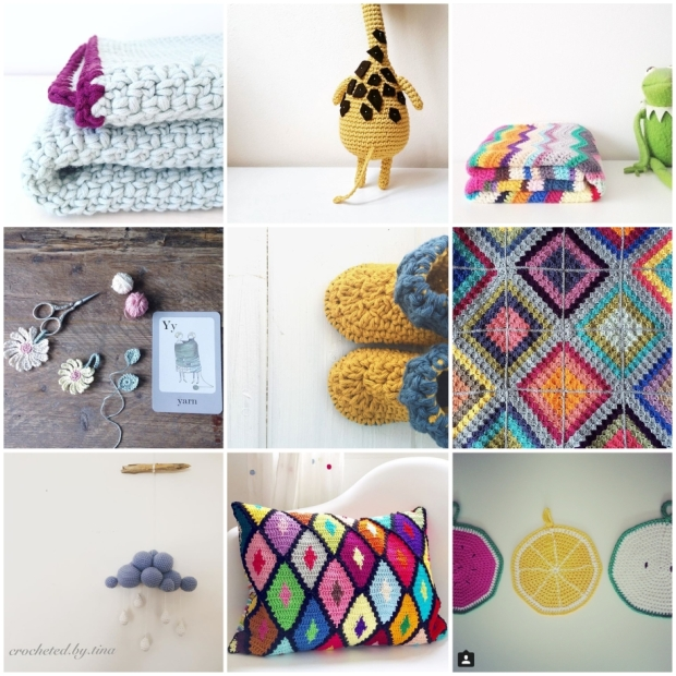 Instagram Collage Weekend Inspiration #1 | MyCraftyMusings