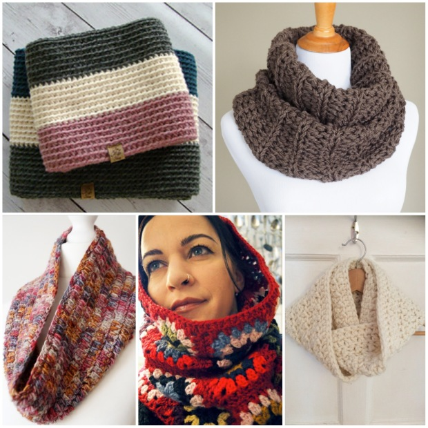 Weekend Inspiration #11 Cowls | MyCRaftyMusings