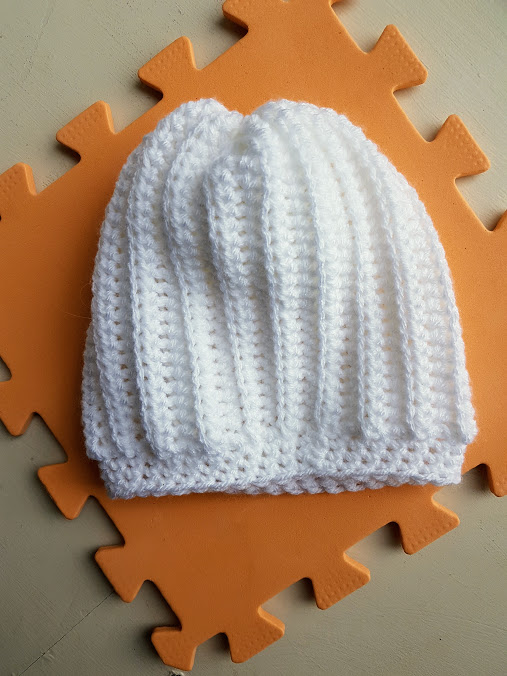 White Hat | MyCraftyMusings