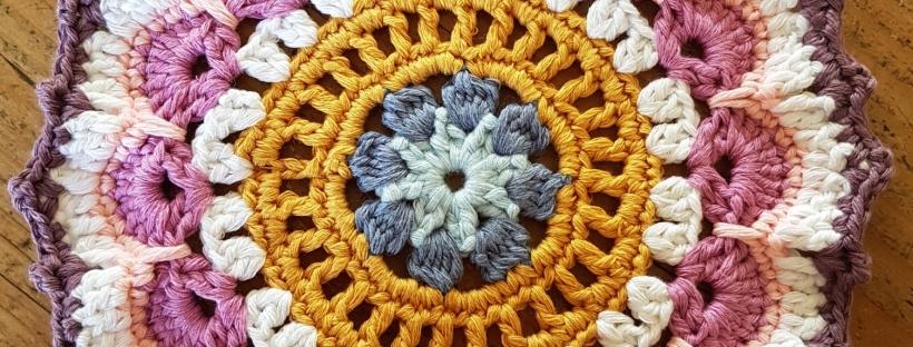 Crochet Mandala | MyCraftyMusings