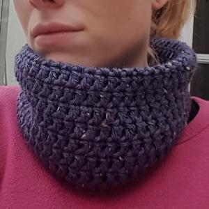 Crochet Cowl Pattern | My Crafty Musings