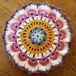 Picot Mandala | My Crochet Musings